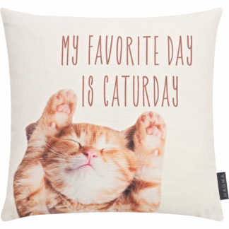 Kissen Magma CATS AND DOGS Favorite Day 40x40 cm