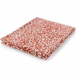 Plaid | Sofadecke Magma LEOPARDO rost 140x180 cm