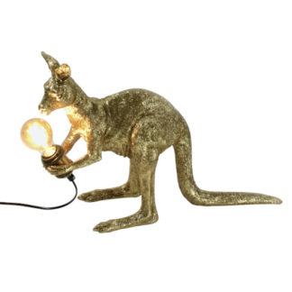 Tischlampe Känguru SKIPPIE Werner Voss H 35 cm