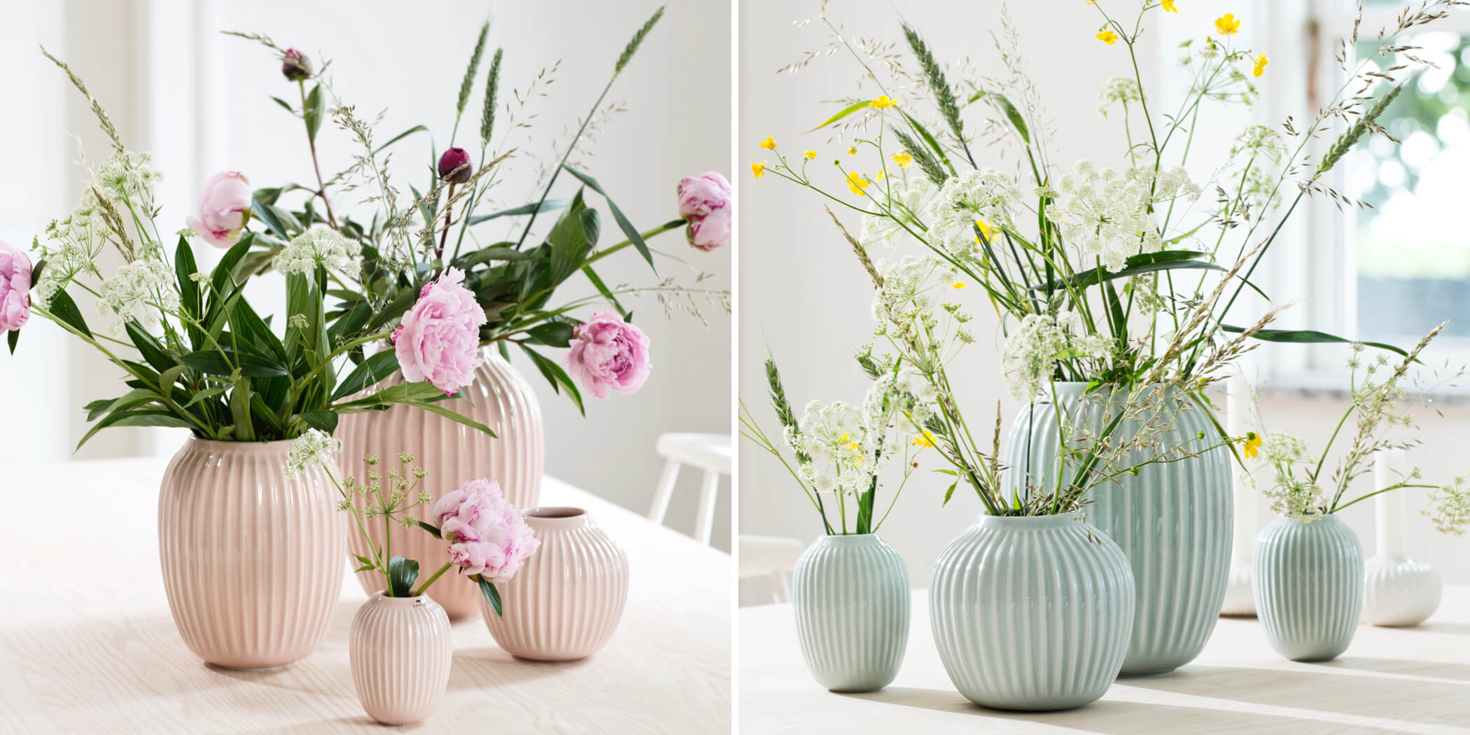 Kähler Hammershoi Vasen