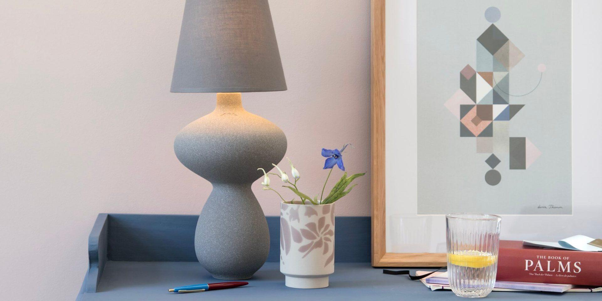 Tischlampen Kähler BALUSTRE Lampe