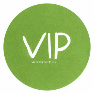 Tischset | Platzset | Platzdeckchen Magma Avaro grün VIP ø 38 cm