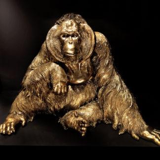 Dekofigur ORANG-UTAN BILL Werner Voss H 53 cm