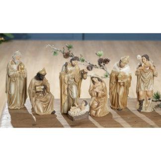 Dekofiguren Krippenfiguren-Set Casablanca H 20 cm