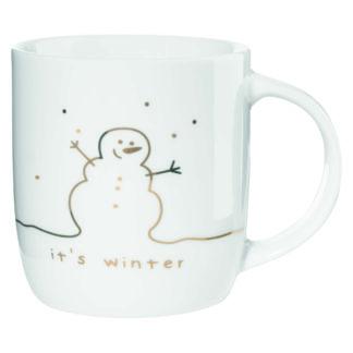 Henkelbecher ASA LINIA MUGS It's Winter 0,35 l