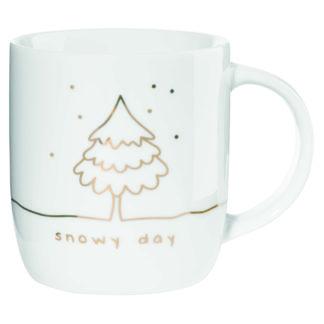 Henkelbecher ASA LINIA MUGS Snowy Day 0,35 l