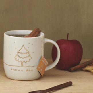 Henkelbecher ASA Linia mugs snowy day