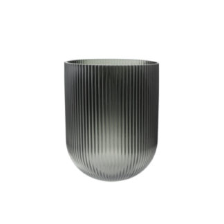 Vase RELAX Rillenstruktur Kaheku H 16   24 cm