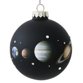 Weihnachtskugel PLANETEN GiftCompany ø 9 cm