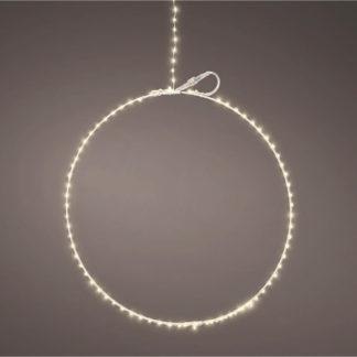 Weihnachtsdeko LED-STERN | HERZ | RING zum Hängen Casablanca ø 38 | 58 cm