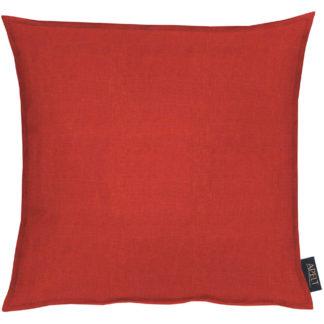 Apelt Kissen ALASKA rot 50x50 cm