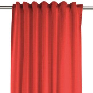 Vorhang | Vorhangschal Apelt ALASKA rot 141x245 cm