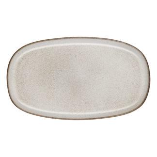 Platte oval ASA seasons sand