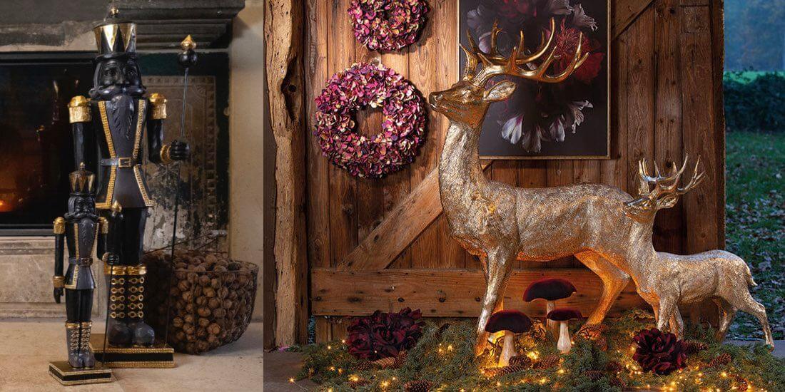 Ausgefallene Weihnachtsdeko & außergewöhnliche Weihnachtsdekoration