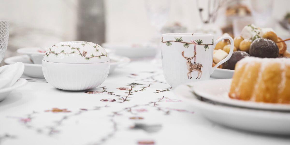 Weihnachtsgeschirr Kähler Design