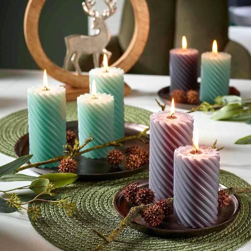 Weihnachtskerzen & LED Kerzen